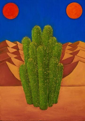 "Cacti. სერიიდან ""Within Nature. Rhythm"""