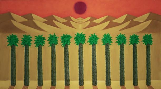 "Pachypodium Rhythm. სერიიდან ""Within nature. Rhythm"""